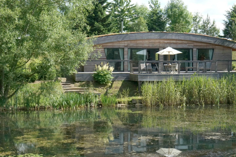 Enjoying Tranquility at Brompton Lakes p