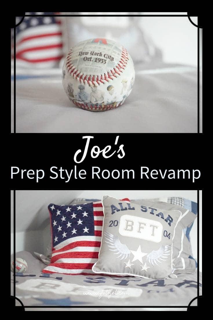 Joe's Prep, Teen Style Room Revamp