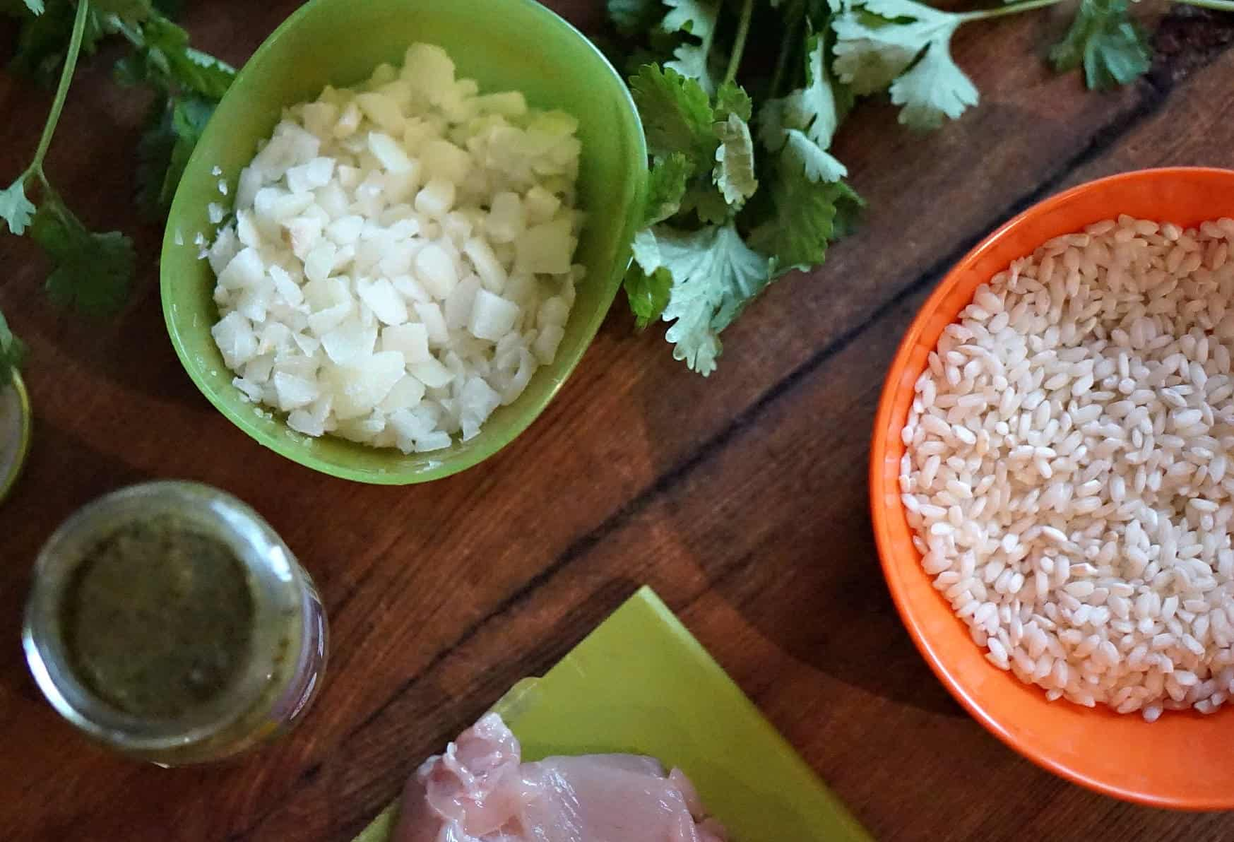 Quick Chicken Risotto with the Tefal Cook4Me 1