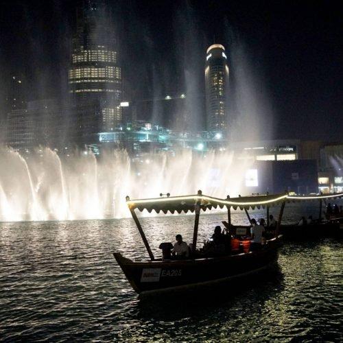 A Postcard From Dubai Day 1
