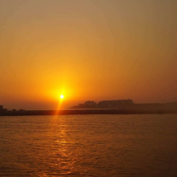 A Postcard From Dubai, Day 3, A Dubai Sunset