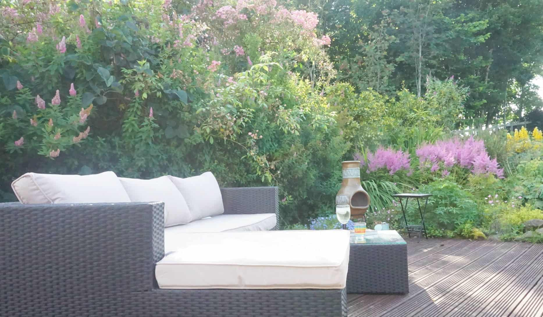 Creating A Family Chill Space In The Garden 6