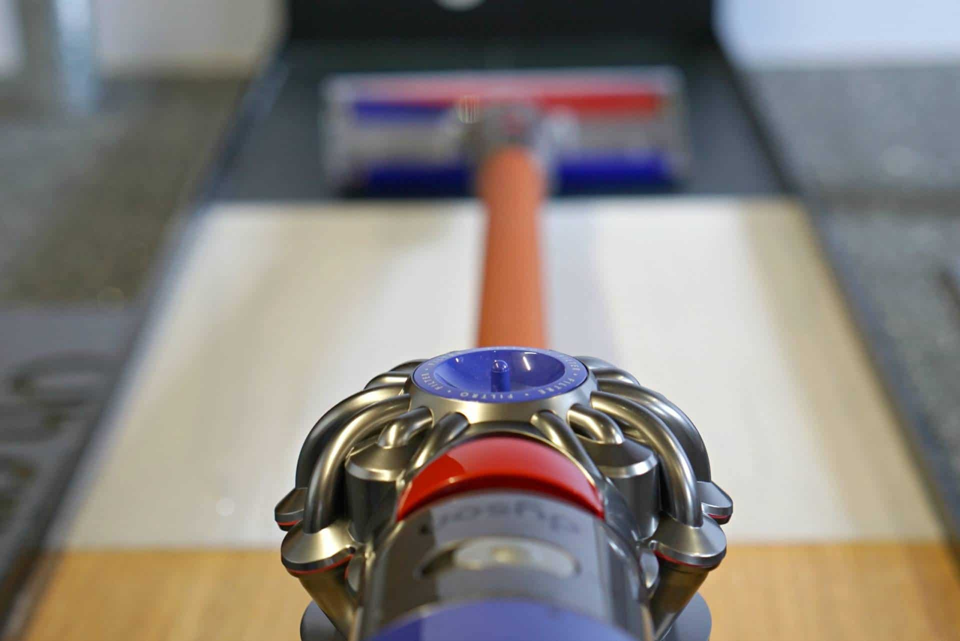 Learning About Dyson Technology with Dyson And Curry's