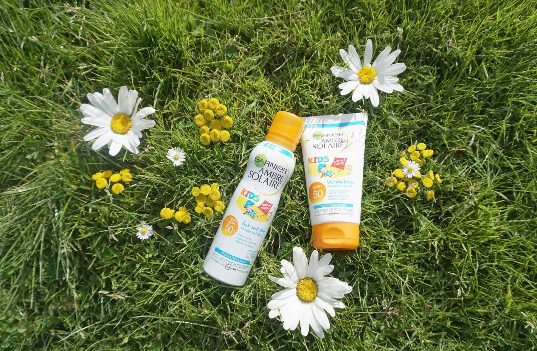 Sun Protection With Ambre Solaire