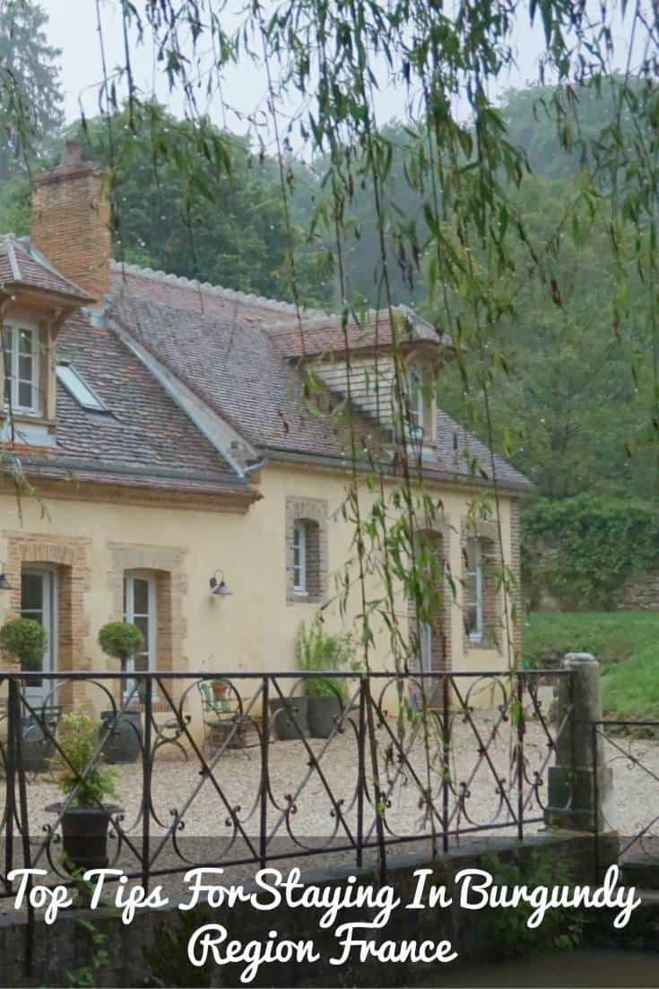 Things To Do In The Burgundy Backroads, France, Where to stay, what to do and where to eat in a region that has so much to do