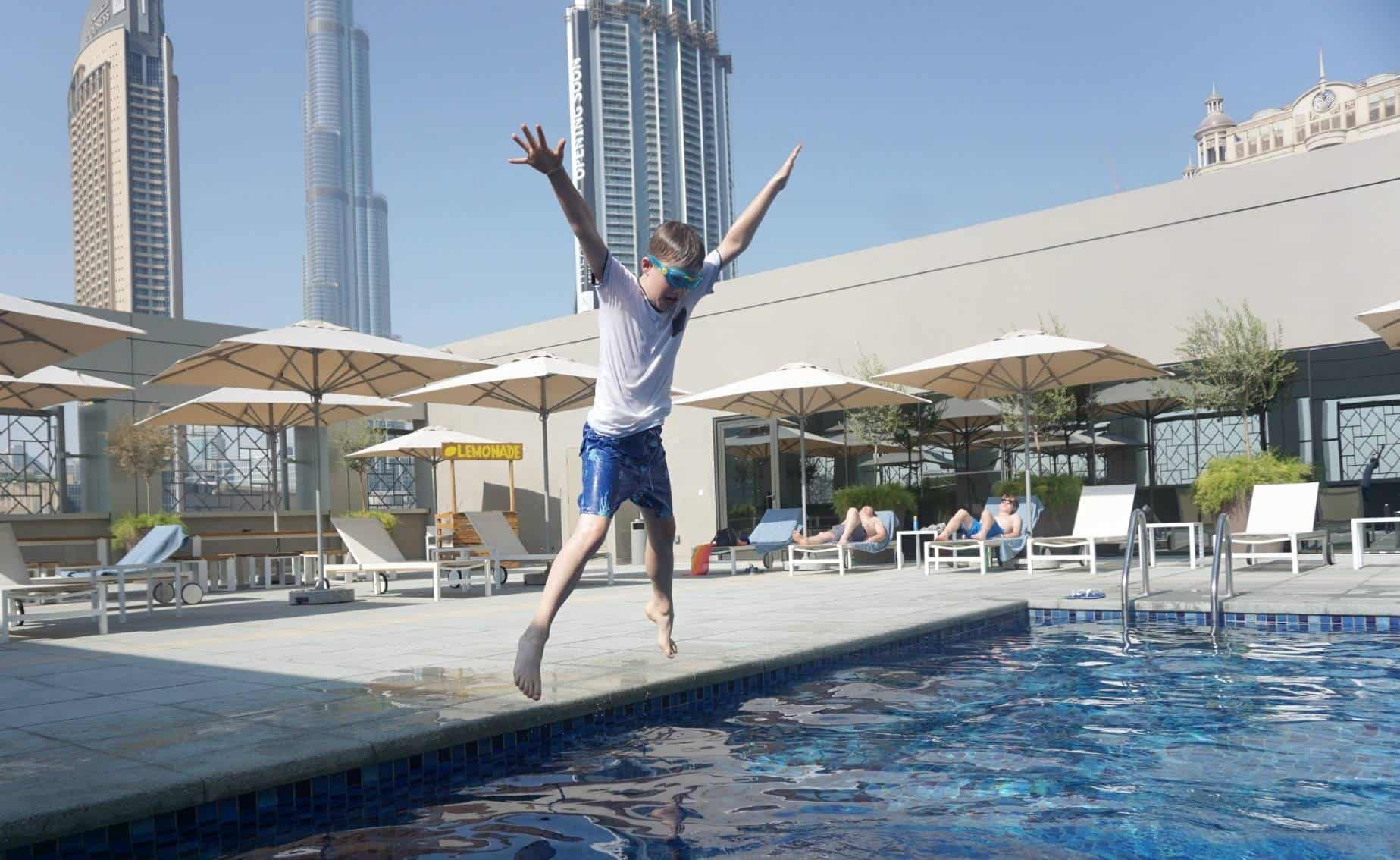 5 Reasons you will love the Rove Downtown Dubai