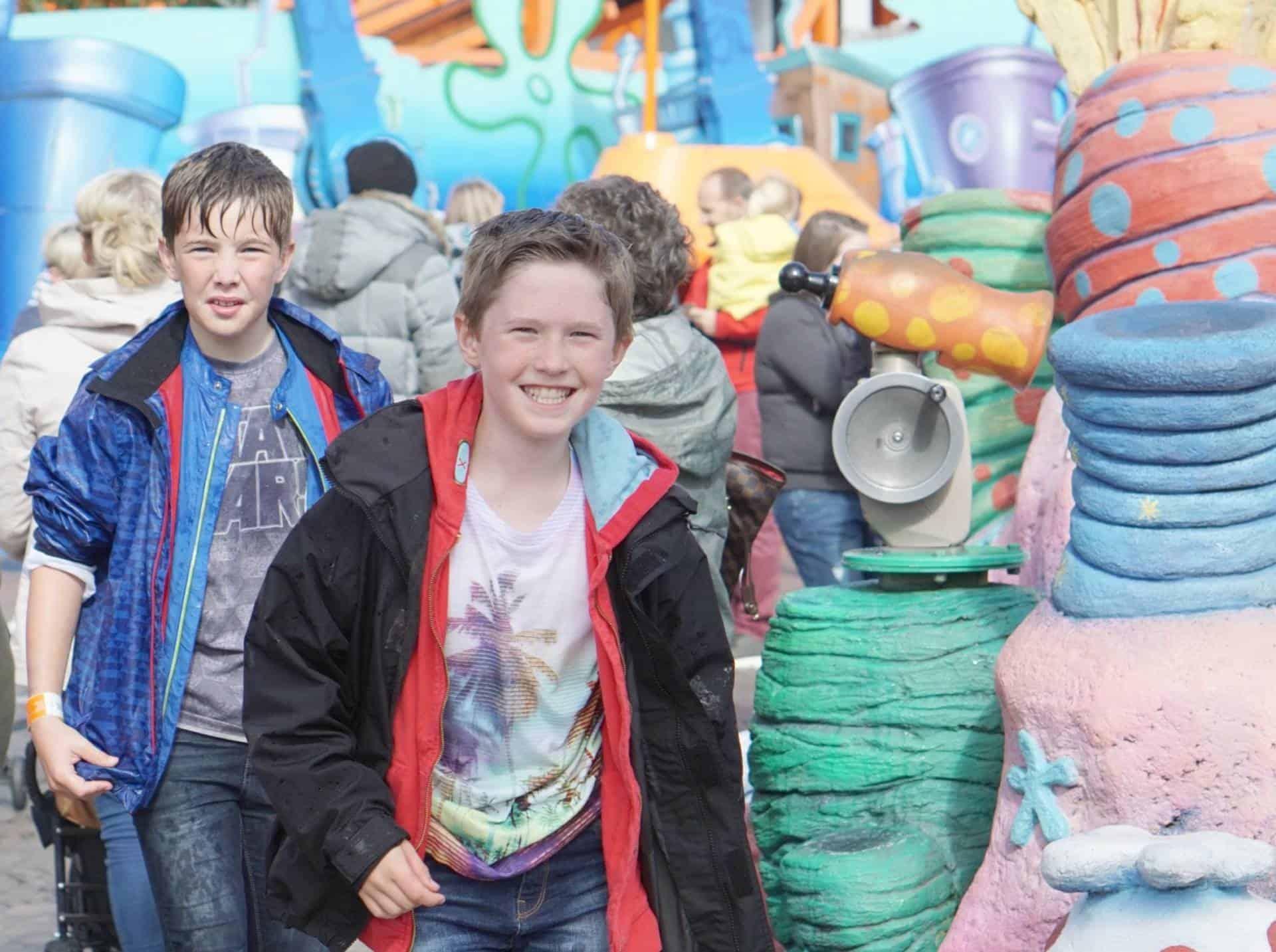 A Birthday At Blackpool Pleasure Beach