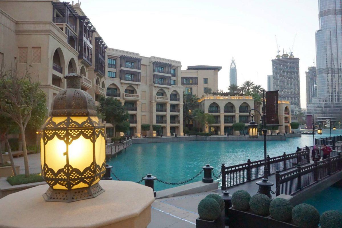 The Palace Hotel, Downtown Dubai, www.extraordinarychaos.com
