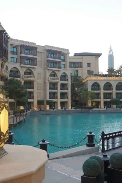 The Palace Hotel, Downtown Dubai, www.extraordinarychaos.com