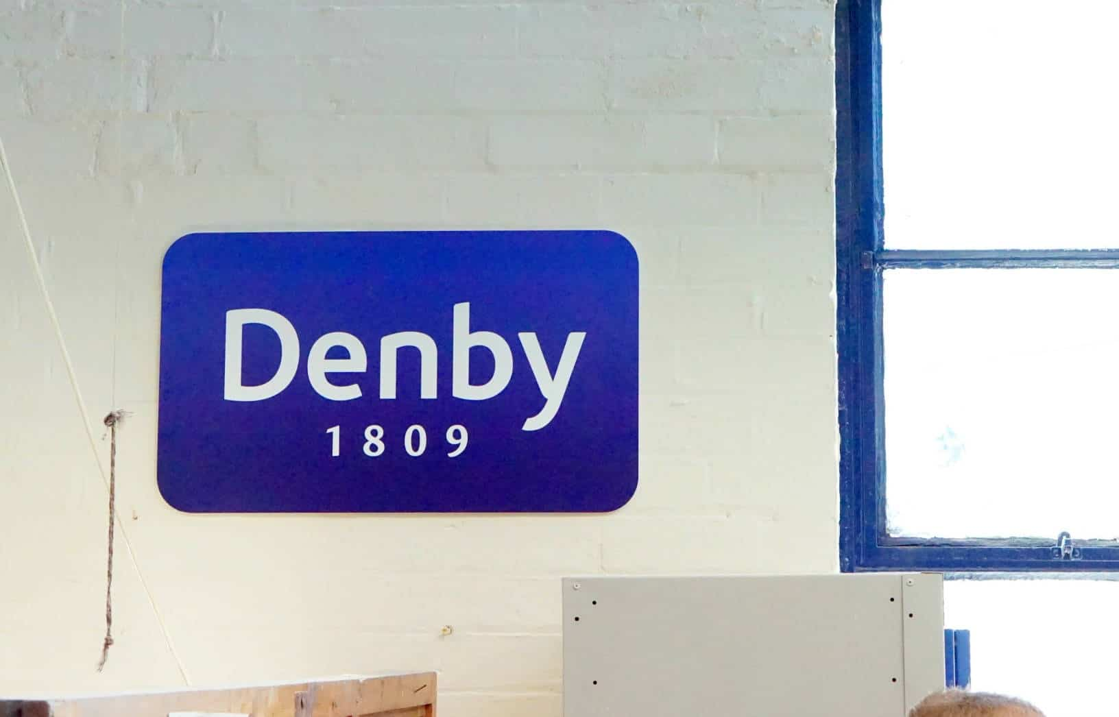 From Clay To Cup, A Day With Denby, inside the Debby Factory www.extraordinarychaos.com