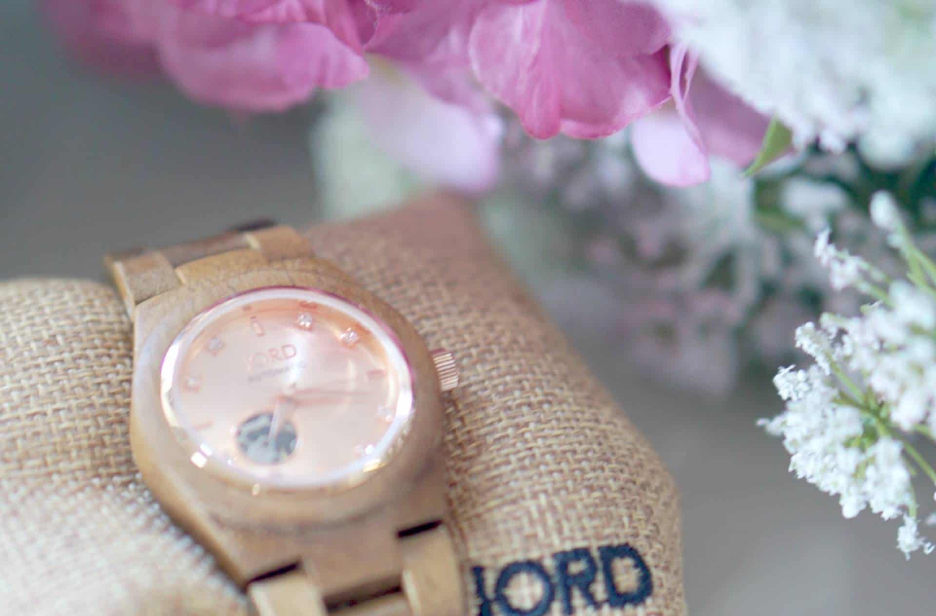 Jord Wood Watches and Time Managment
