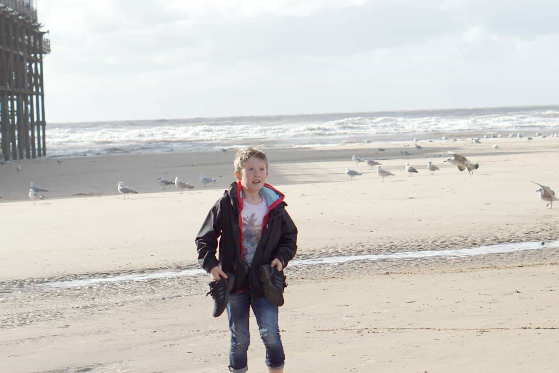 My Sunday Photo, A Walk On The Beach
