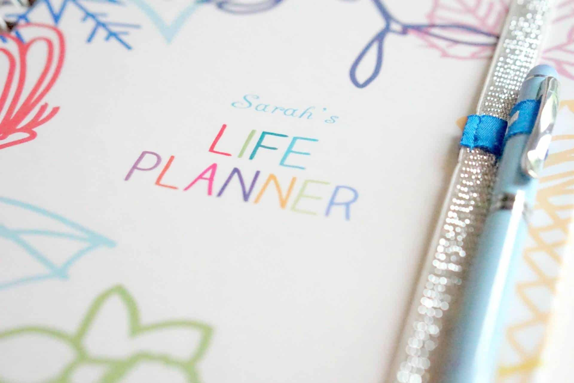 Organising My Life With Pirongs Unique Planners