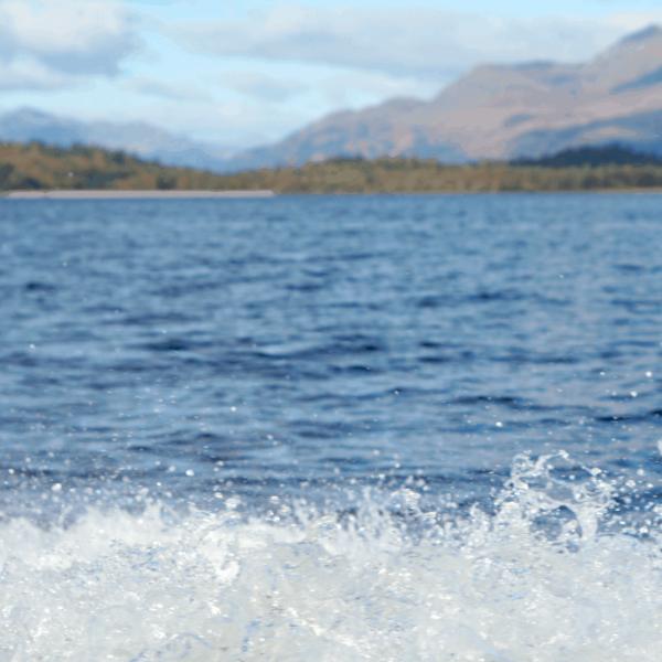 A Champagne Cruise On Loch Lomond
