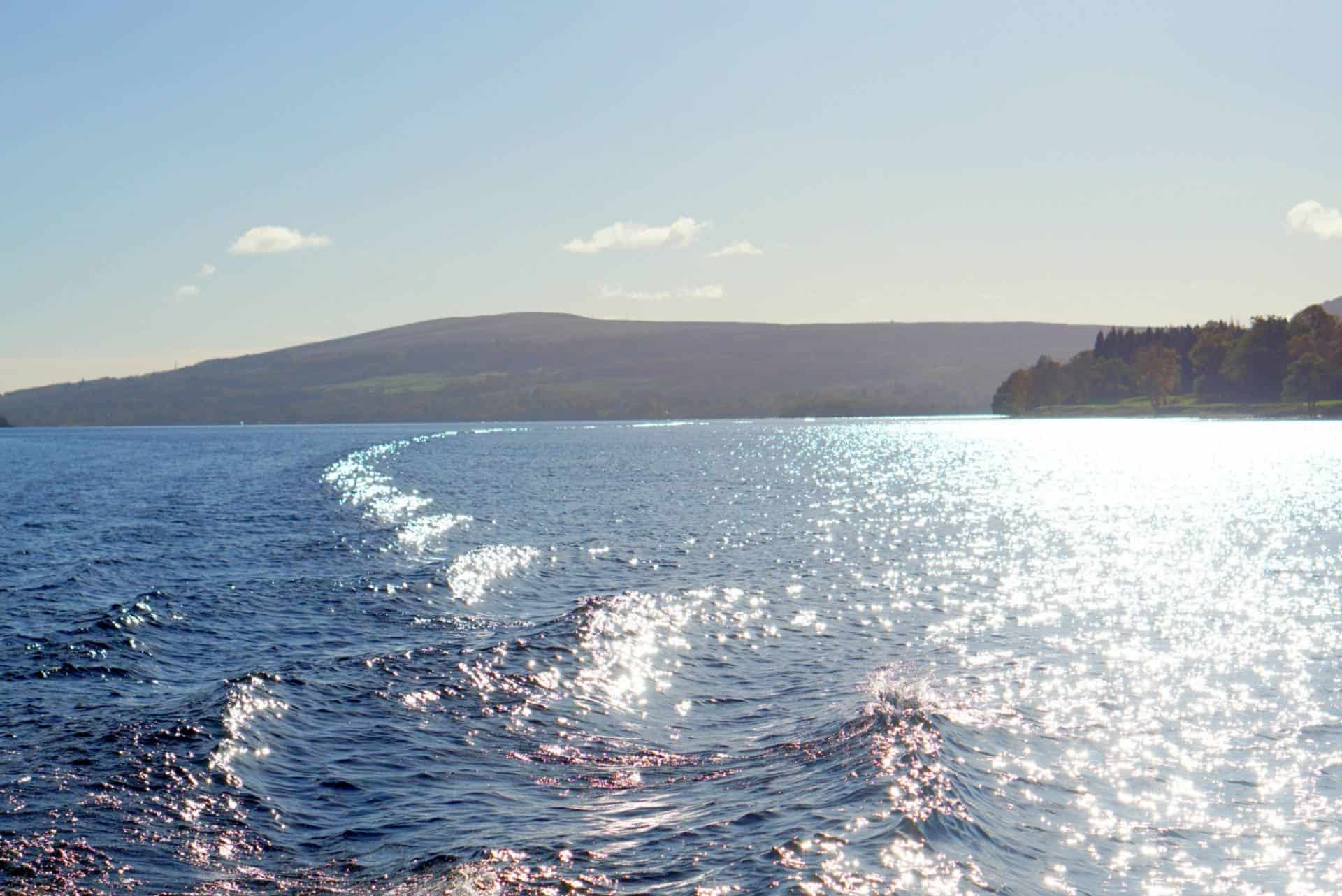 A Champagne Cruise On Loch Lomond