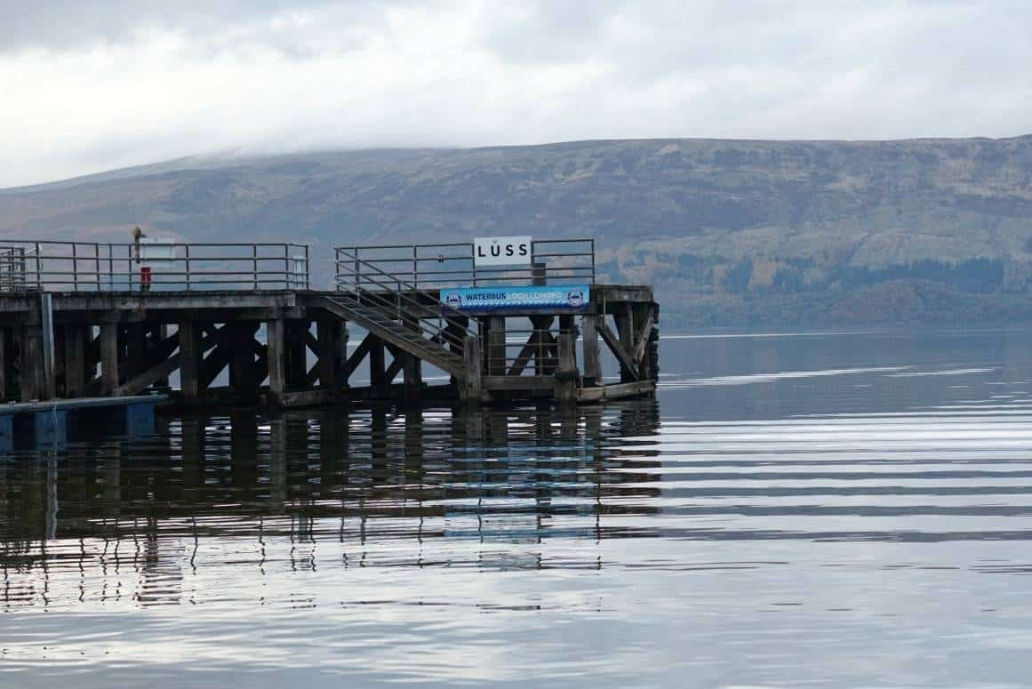 A Walk In Luss, My Sunday Photo