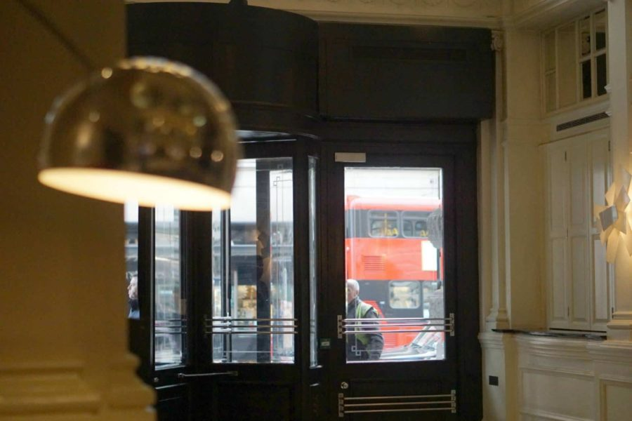 Staying At Le Meridien Piccadilly London