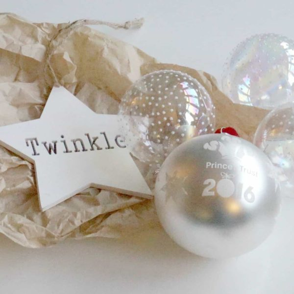 Twinkle And Brights with HomeSense and Prince's Trust