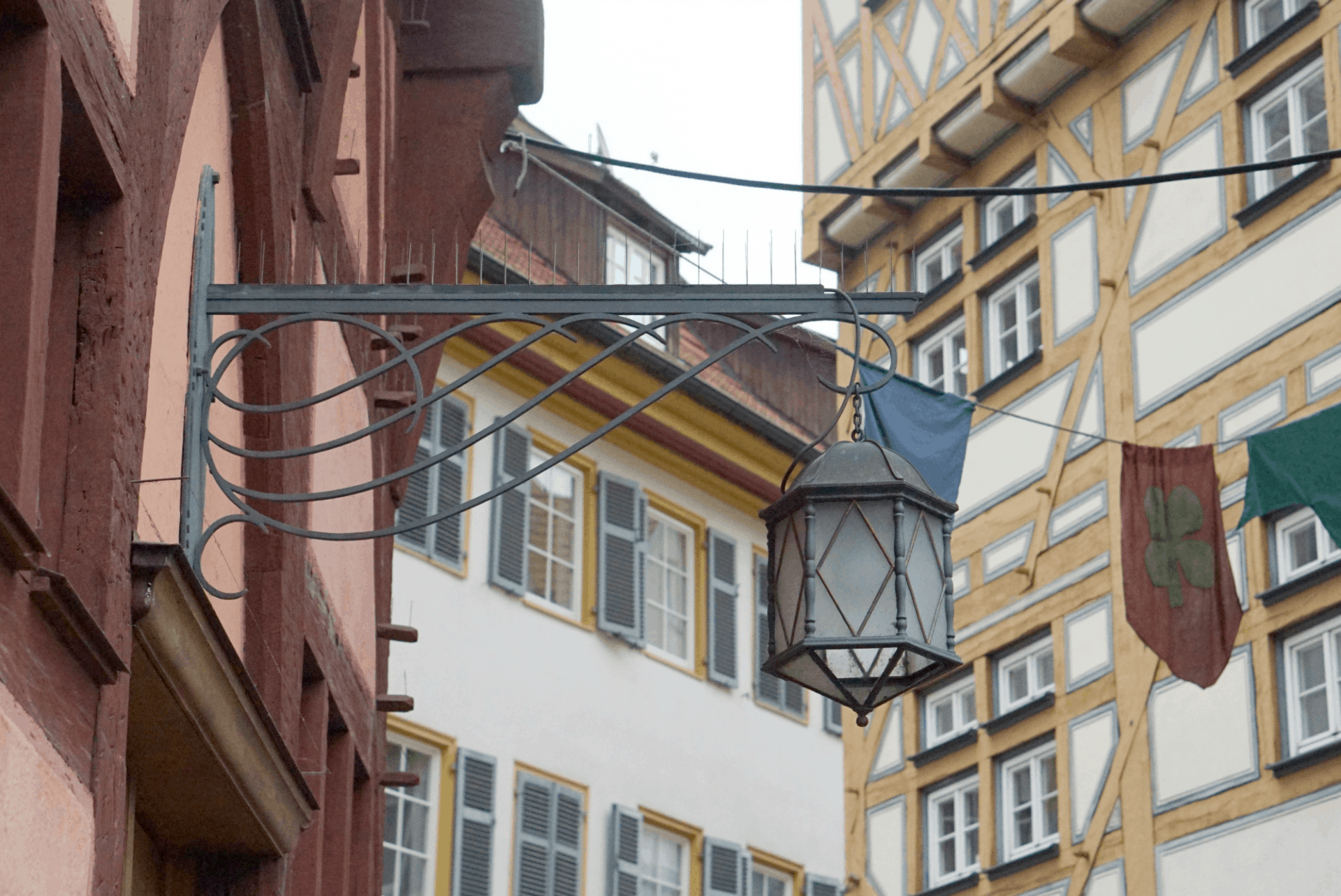 A Walk Around Esslingen