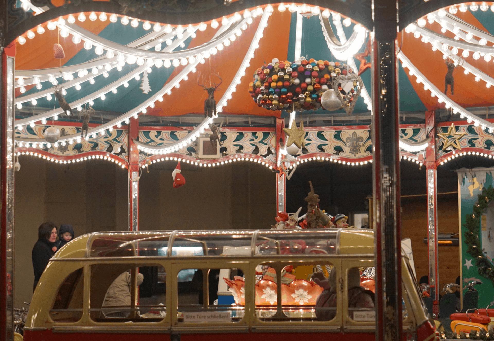 Christmas Markets In Stuttgart, Germany