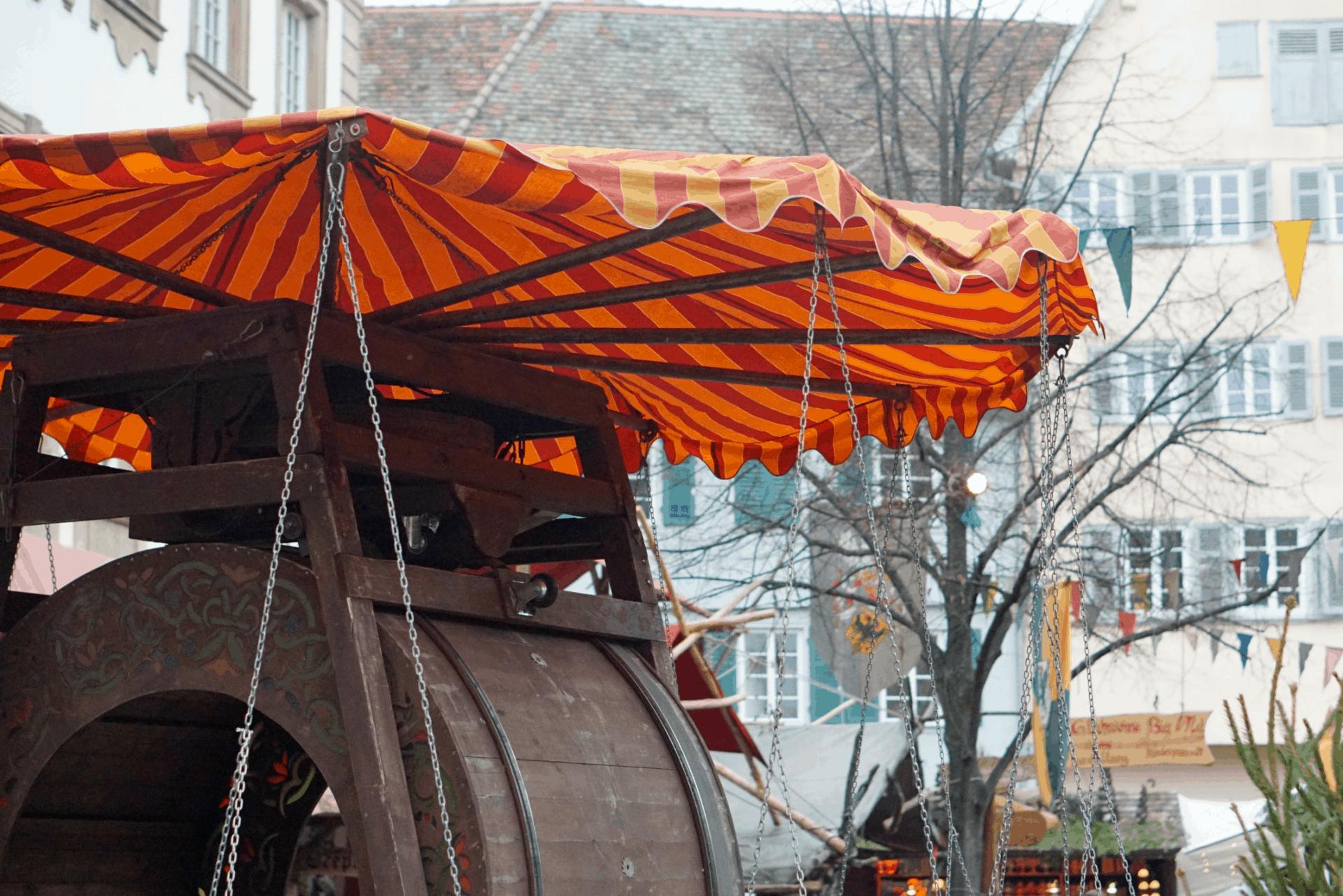 Esslingen medieval Christmas Markets In Stuttgart, Germany www.extraordinarychaos.com
