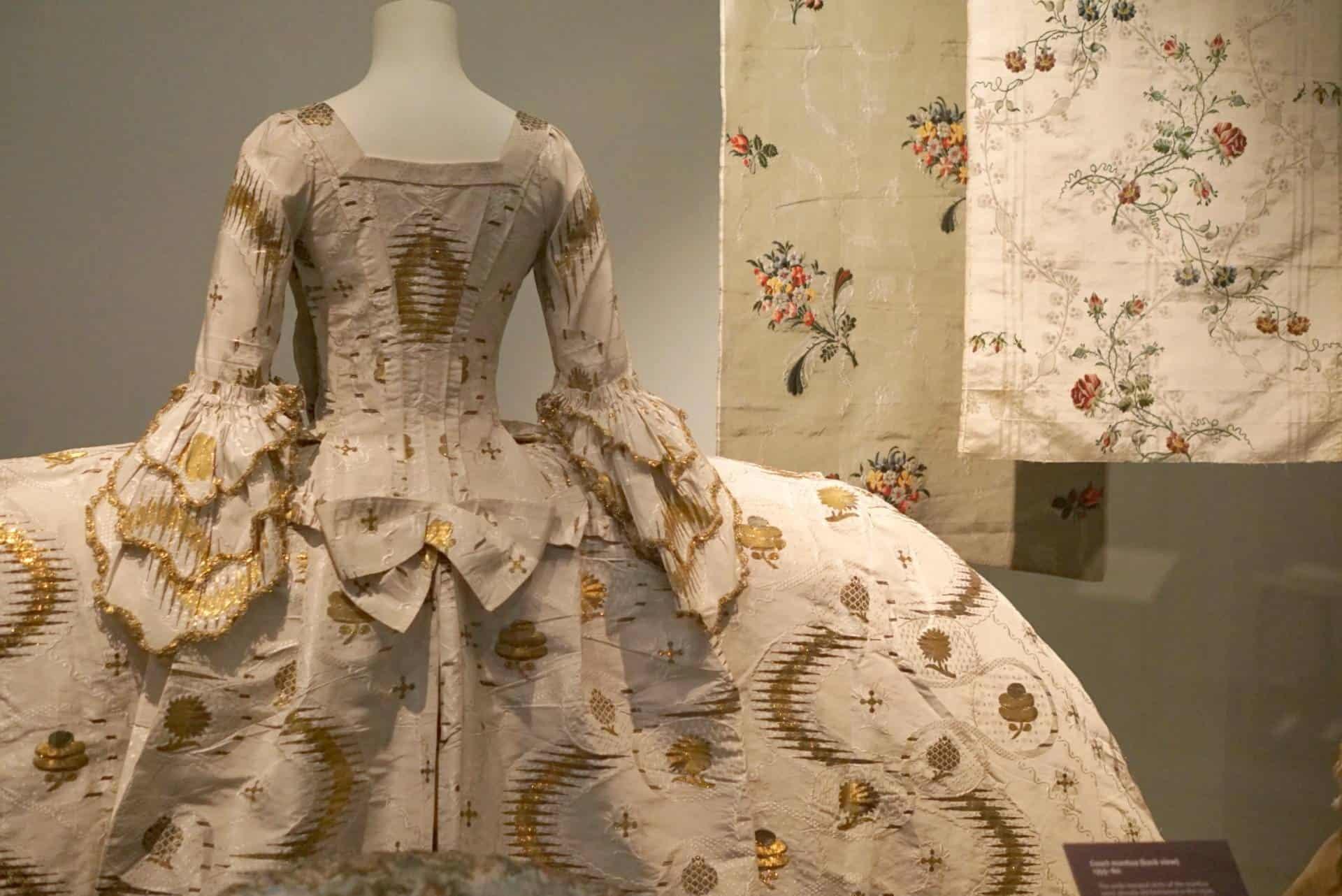 Fashion At The Victoria & Albert, My Sunday Photo
