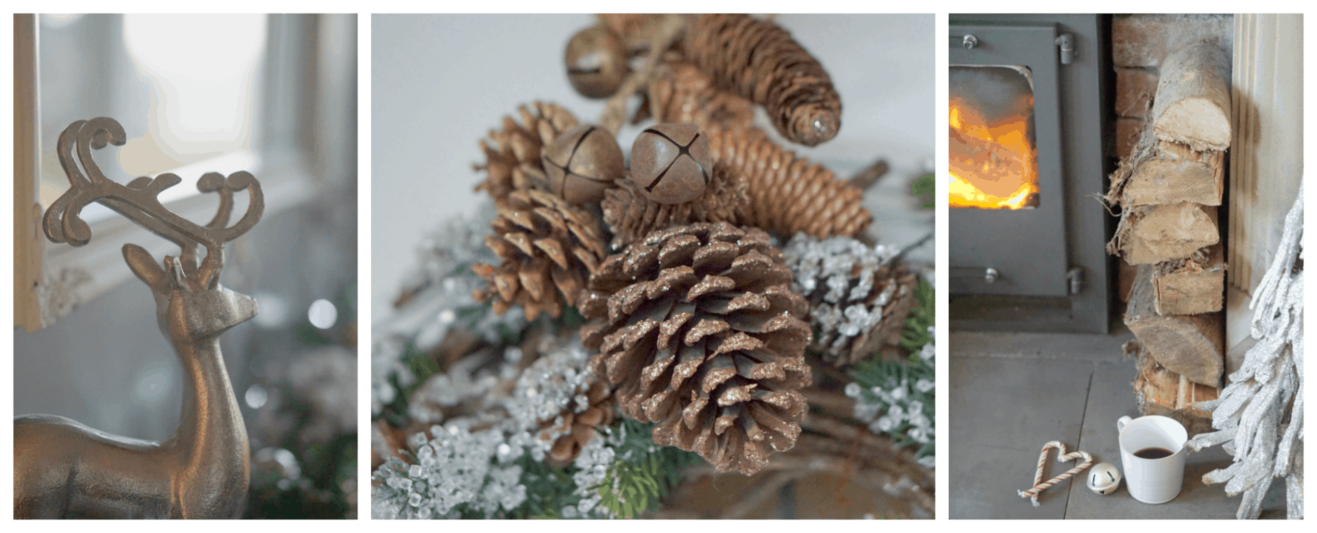 Festive Touches With HomeSense