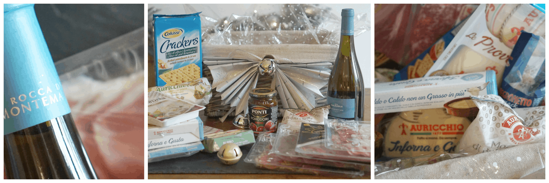 Making An Antipasto Hamper With Ciao Gusto