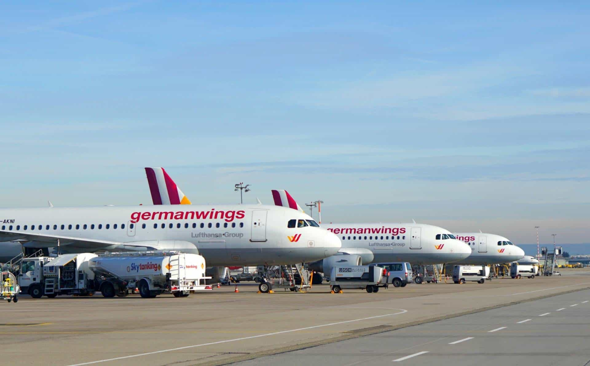 Behind The Scenes At Stuttgart Airport