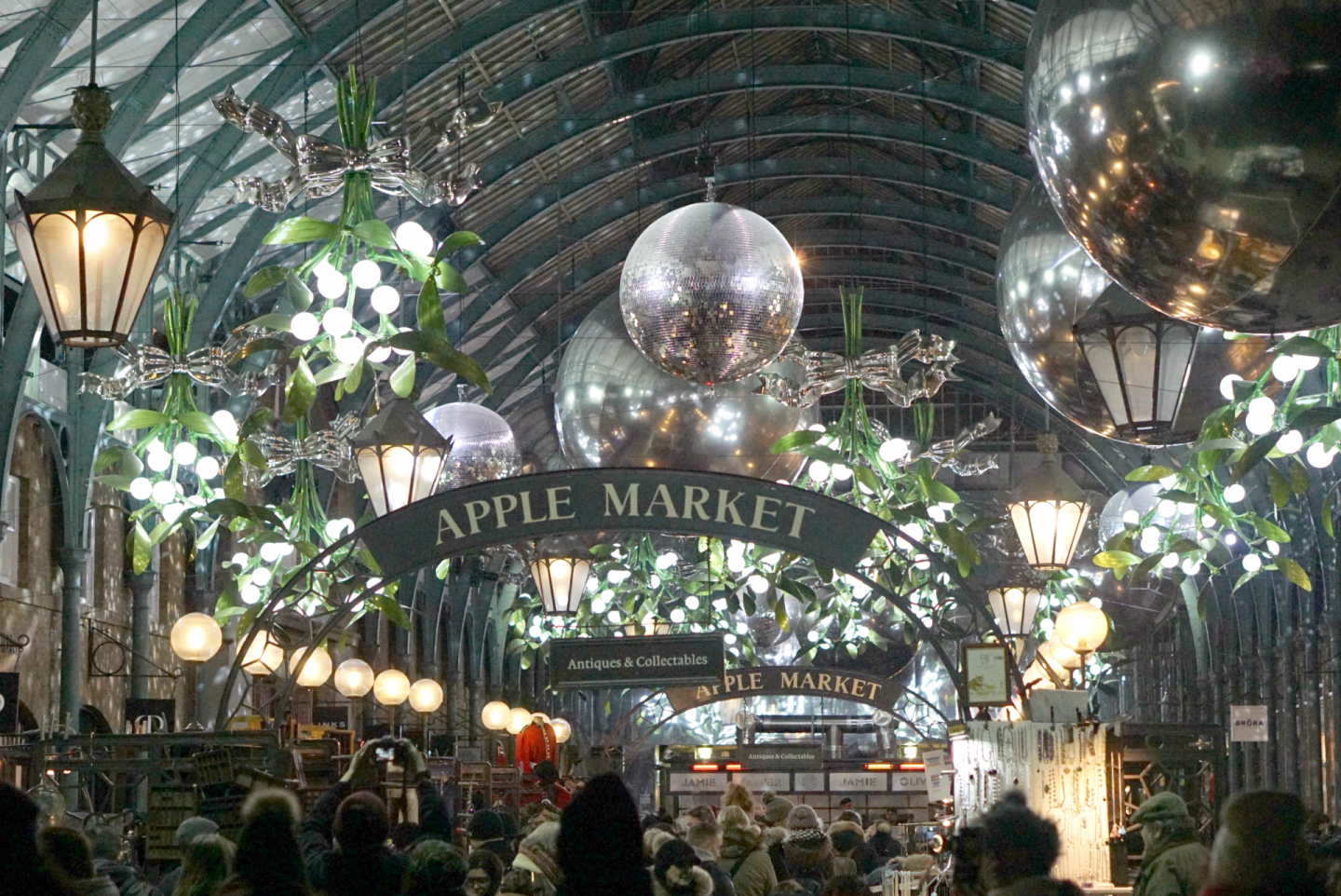 Covent Garden ,Most instagramable places in london