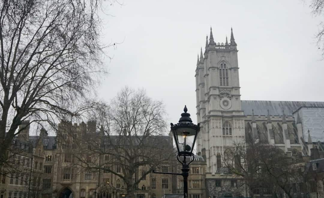 A Cheeky Trip To London