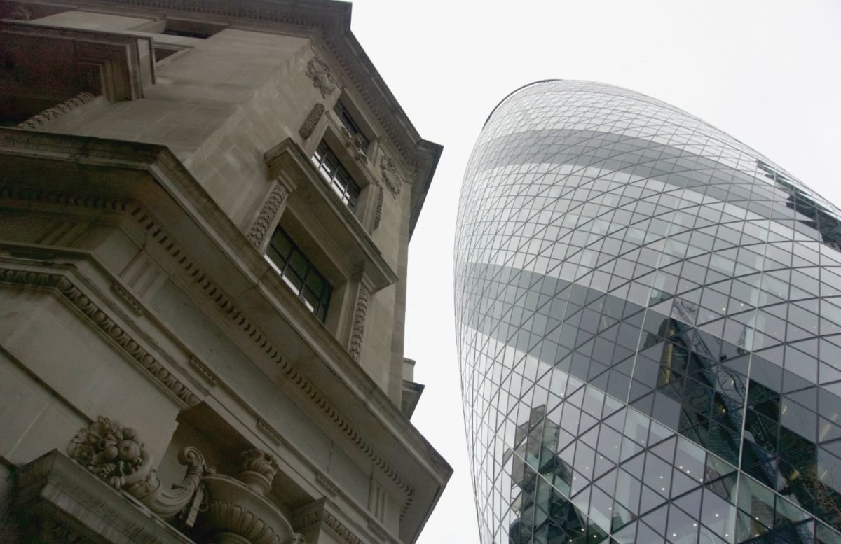 London New And Old