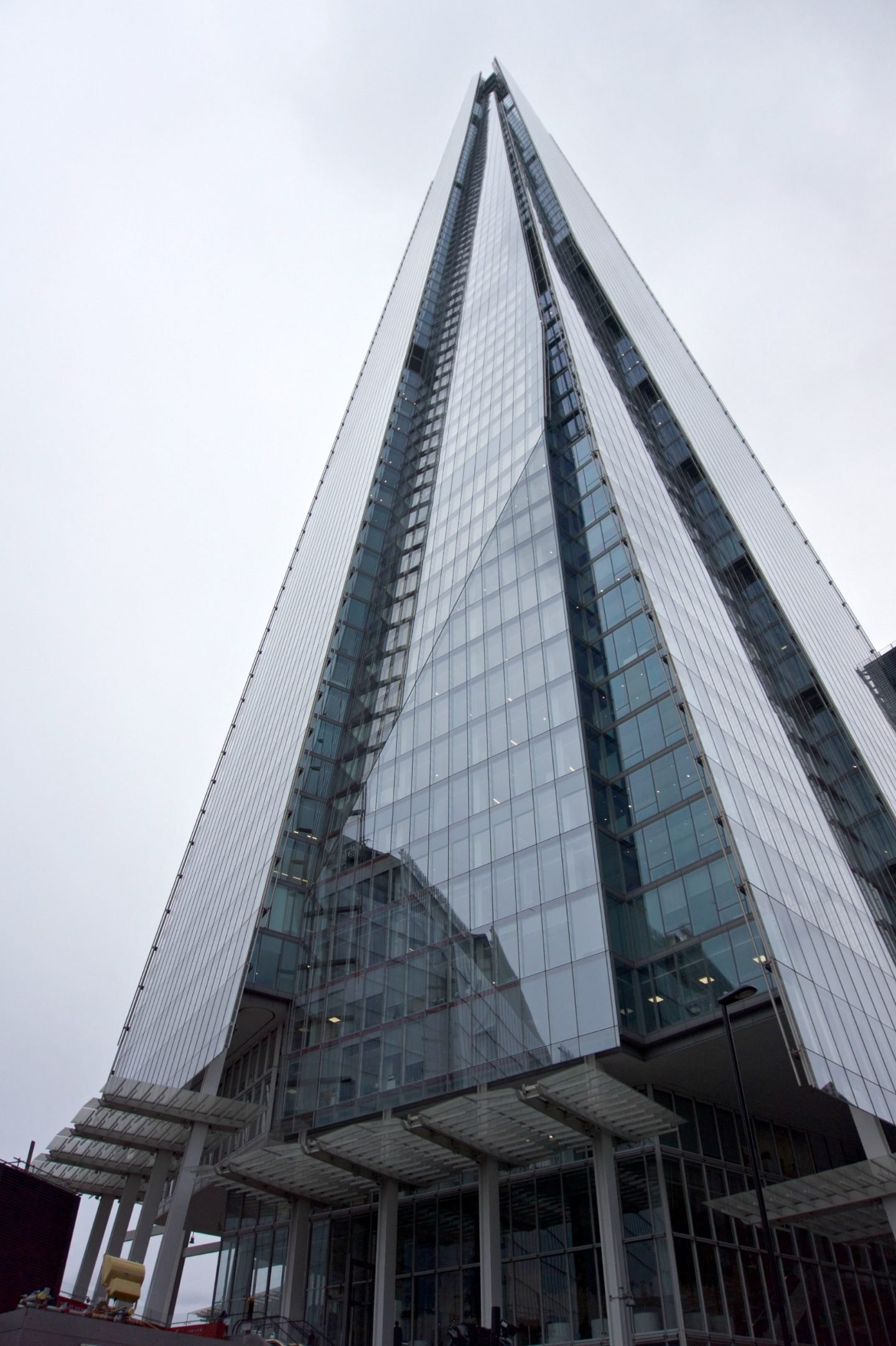 A Trip Up The Shard And Afternoon Tea With Red Letter Days