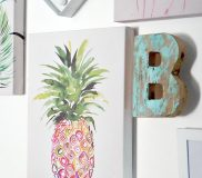 Summer Thornton – Pineapple Canvas