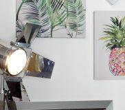 Hereford 140cm Tripod Floor Lamp