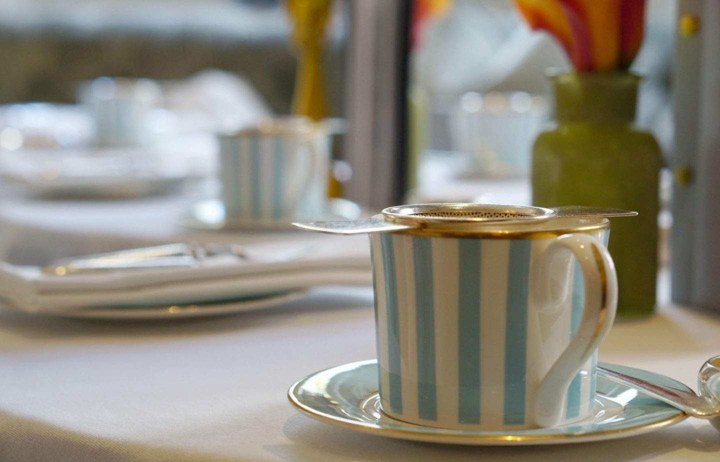 Afternoon Tea's And Being A Mark Warner Mum