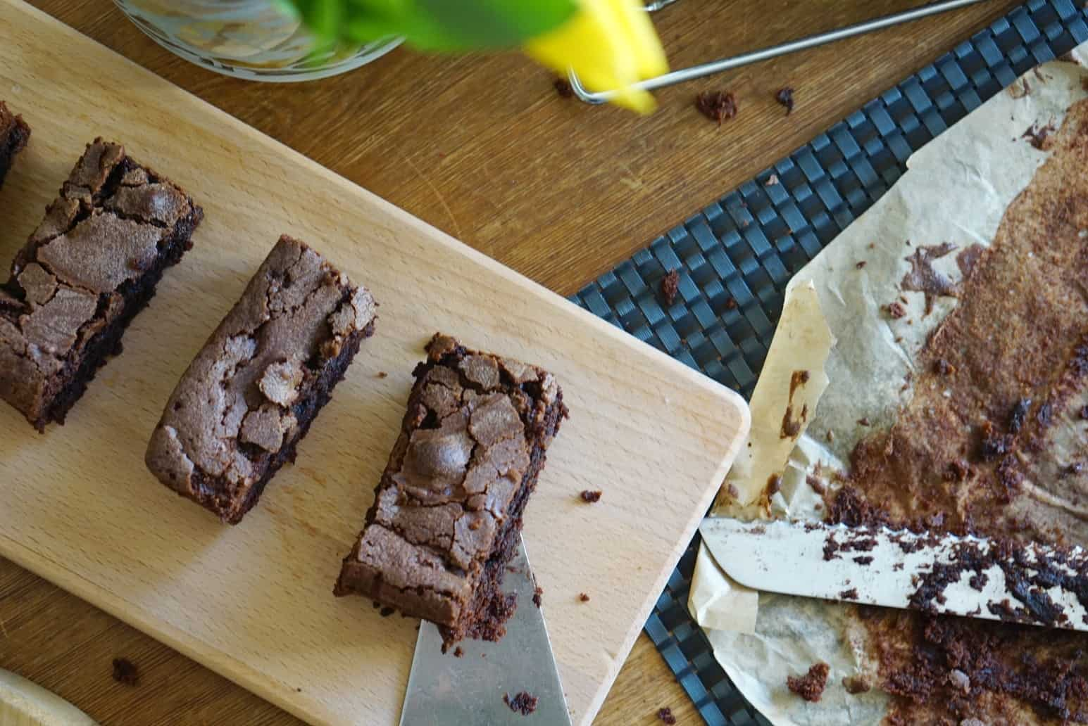 A Great Little Chocolate Brownie Recipe