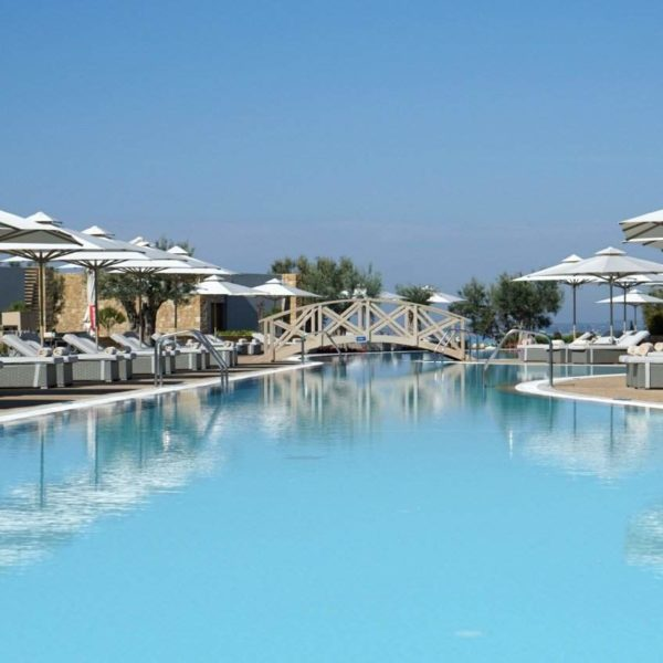 The Restaurants, Water Sports and Beach At Ikos Olivia Halkidiki www.extraordianrychaos.com