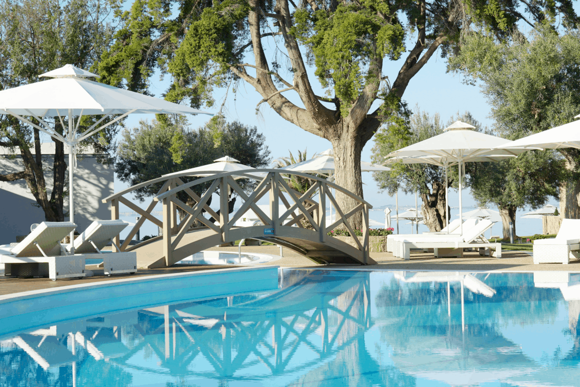 The Perfect Family Holiday At Ikos Olivia 1