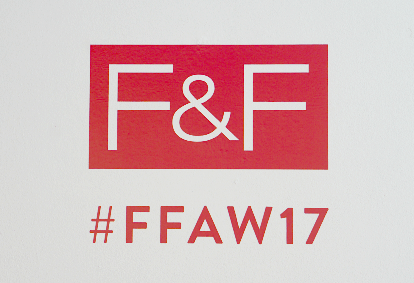 Who Knew F&F Were So Cool The New AW17 Collection
