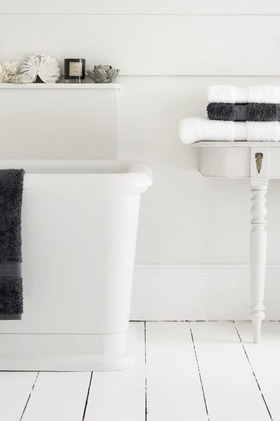 Four Ways To Create An Authentic Vintage Bathroom look www.extraordinarychaos.com