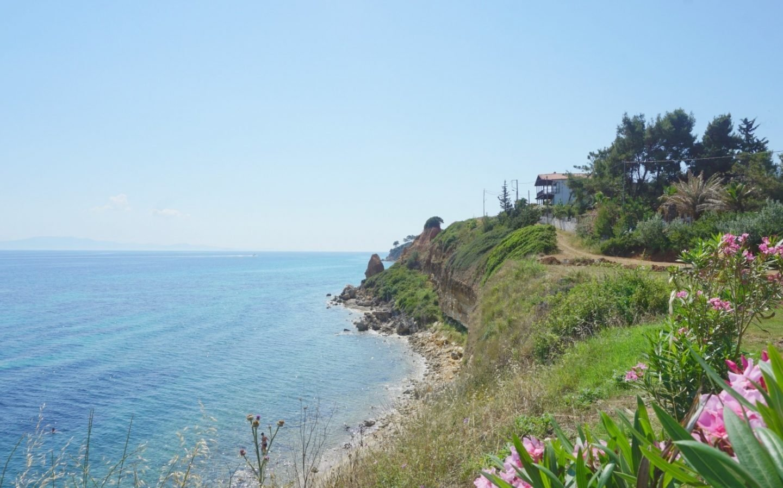 Breathtaking views from Cape Posidi  Halkidiki , Greece www.extraordinarychaos.com