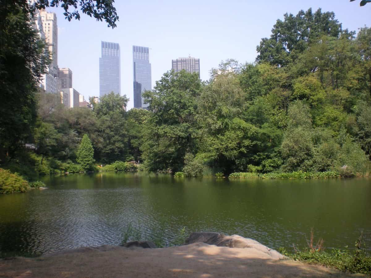 Central Park on a Sunny Day, a Fairy-Tale Location www.extraordinarychaos.com