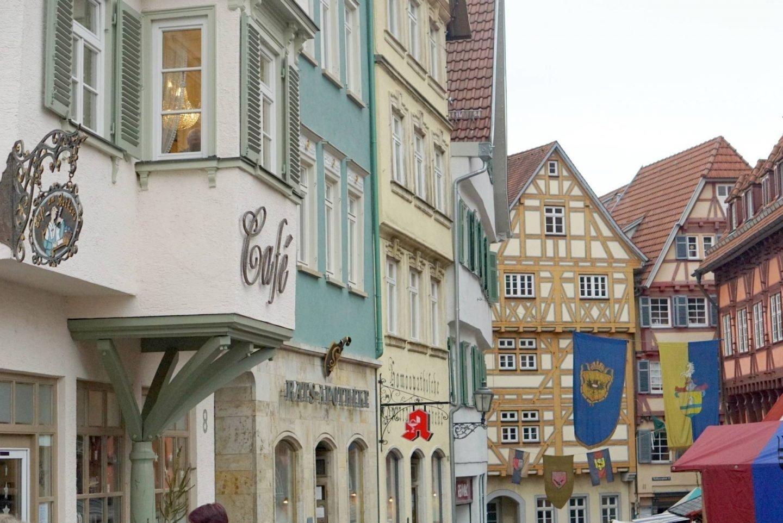 Esslingen Germany  , a Chocolate box Fairy-Tale Location www.extraordinarychaos.com