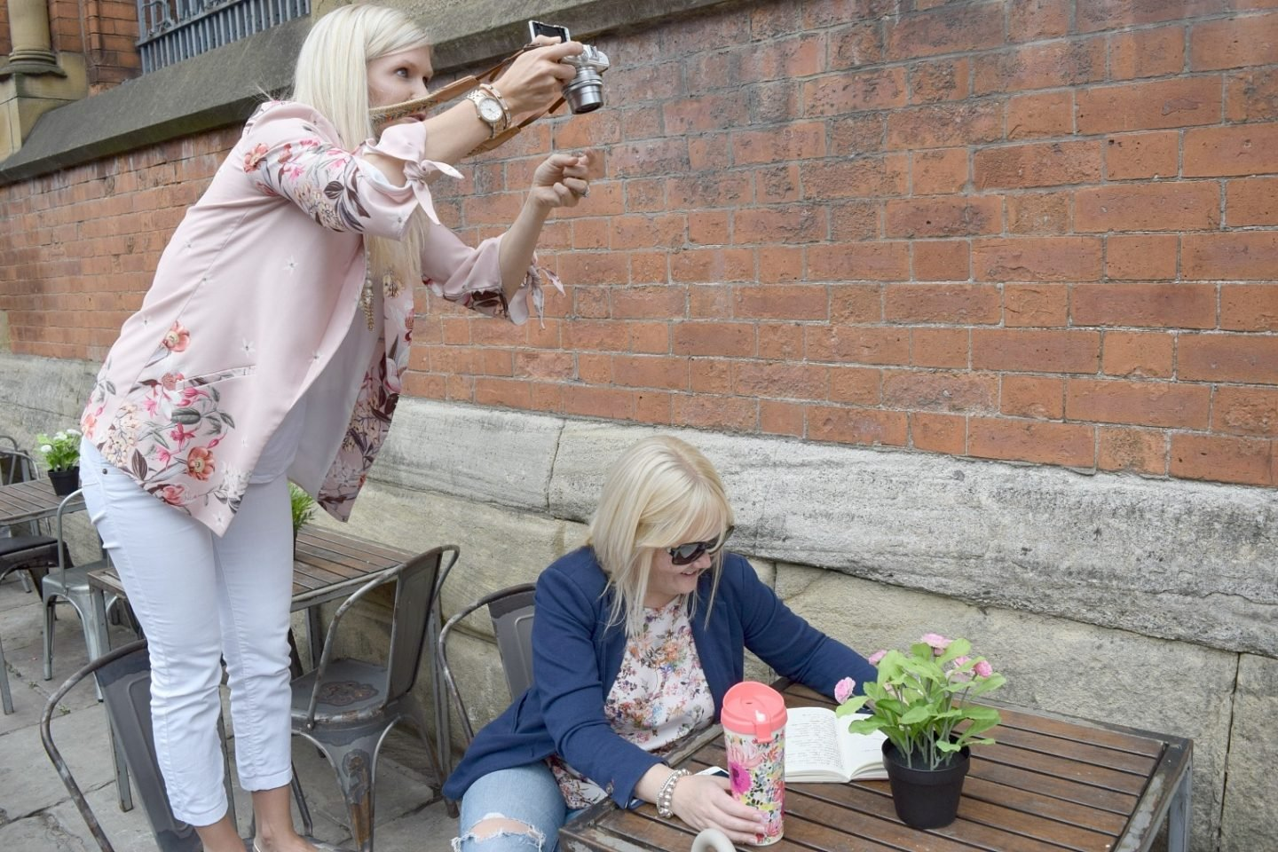 A blogger photo shoot in Manchester, a fun week