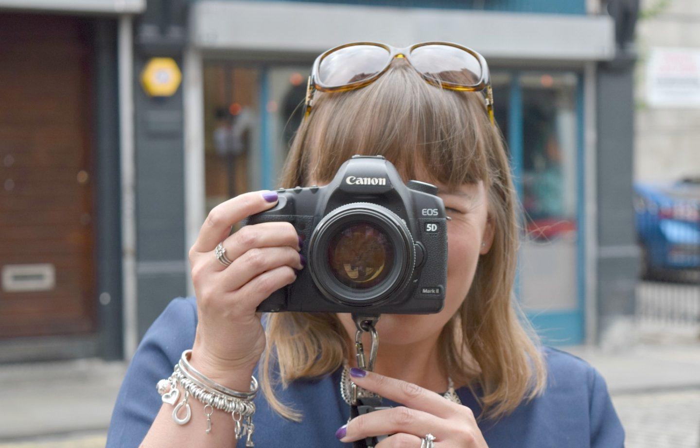 A blogger photo shoot in Manchester, a fun week