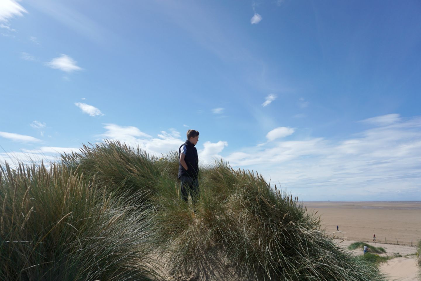 A walk on the Sand Dunes At St Annes www.extraordinarychaos.com