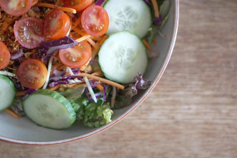 A Summer Salad with TKMaxx www.extraordinarychaos.com