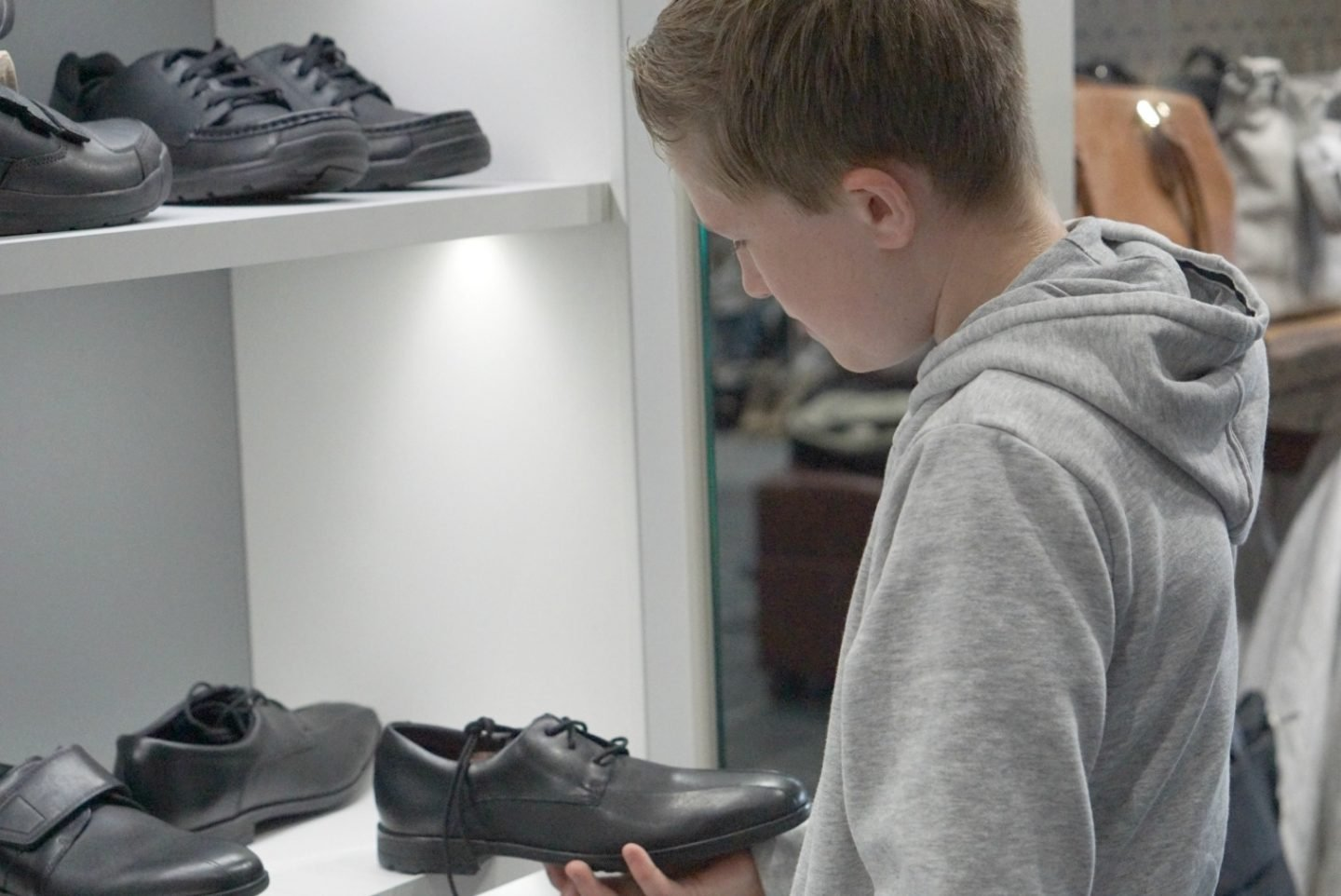 Clarks Shoes at Monks Cross www.extraordinarychaos.com