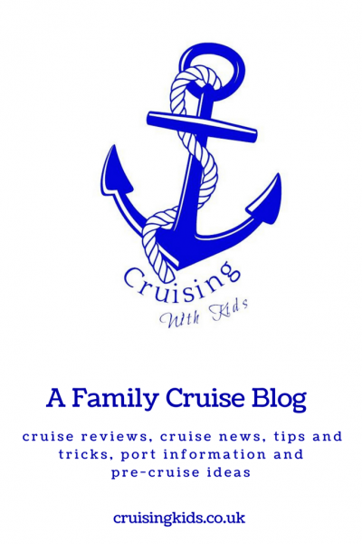 Cruising With Kids the family cruise blog